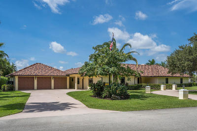 West Palm Beach Single Family Home For Sale: 8511 Wendy Lane