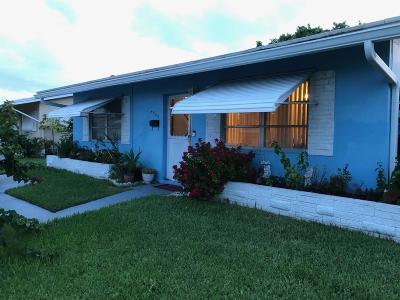 Tamarac Single Family Home For Sale: 4903 NW 42 Avenue