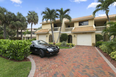 Townhouse For Sale: 1015 Bel Air Drive #2