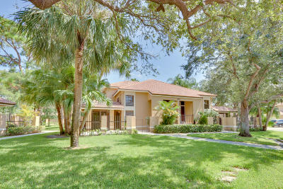 Palm Beach Gardens FL Townhouse For Sale: $267,500