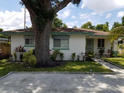 Miami Single Family Home For Sale: 2181 NW 132nd Street