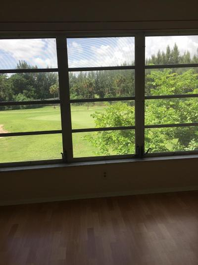Pompano Beach Rental For Rent: 3150 Palm Aire Drive #303
