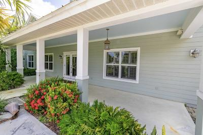 Hobe Sound Single Family Home For Sale: 8389 SE Woodcrest Place