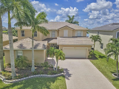 West Palm Beach Single Family Home For Sale: 9500 Granite Ridge Lane
