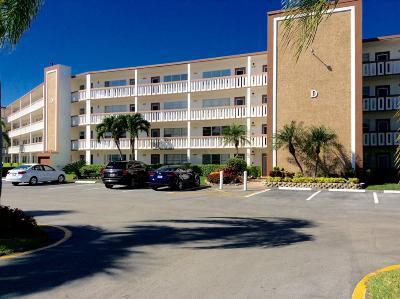Boca Raton Condo For Sale: 1061 Cornwall D #1061
