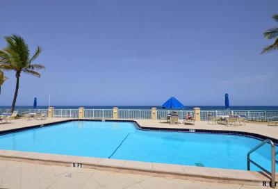 Palm Beach Condo For Sale: 3475 S Ocean Boulevard #302