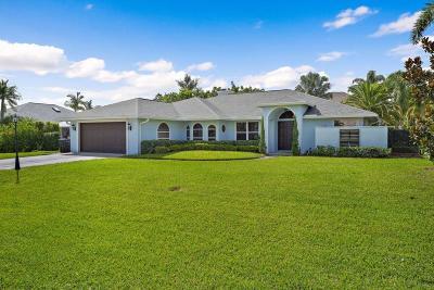 Stuart Single Family Home For Sale: 4253 SE Rainbows End