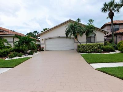 Delray Beach Single Family Home For Sale: 7784 Dundee Lane
