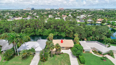 Boca Raton Single Family Home For Sale: 1999 S Conference Drive