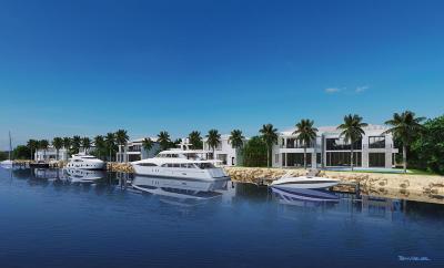 Boca Raton Single Family Home For Sale: 7902 NE Palm Way
