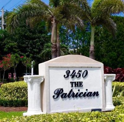 Palm Beach Rental For Rent: 3450 S Ocean Boulevard #223