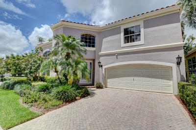Boca Raton Single Family Home For Sale: 6521 NW 42nd Way