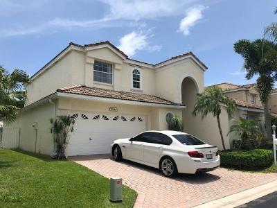Boca Raton Single Family Home For Sale: 17242 Ventana Drive