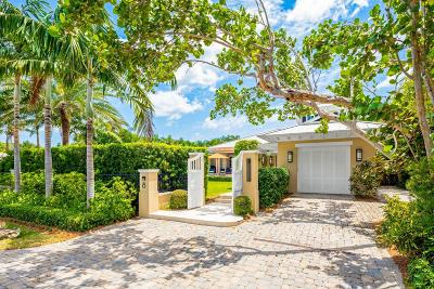Ocean Ridge Single Family Home For Sale: 8 Osprey Drive