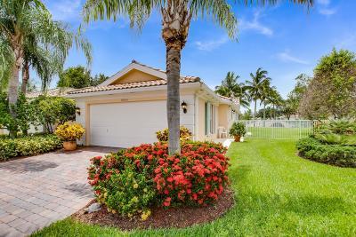 Wellington Single Family Home For Sale: 8244 Cozumel Lane