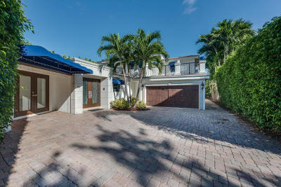 Palm Beach County Single Family Home For Sale: 943 Lake Wyman Road