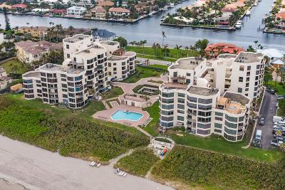 Palm Beach County Rental For Rent: 2575 S Ocean Boulevard #Ph 411-4