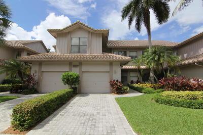 Delray Beach Condo For Sale: 16837 Isle Of Palms Drive #A