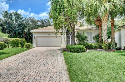 Boynton Beach Single Family Home For Sale: 12564 Via Ravenna