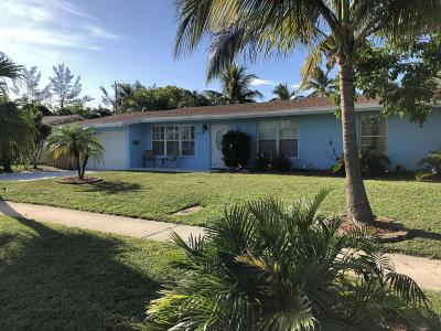 Deerfield Beach Single Family Home For Sale: 949 SE 6th Street