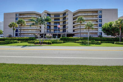 South Palm Beach Condo For Sale: 3610 S Ocean Boulevard #303