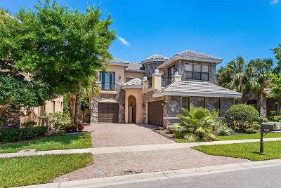 Wellington Single Family Home For Sale: 3518 Collonade Drive