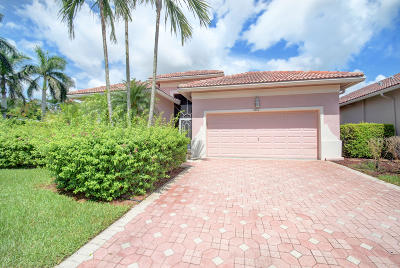 Boynton Beach Single Family Home For Sale: 8831 Creston Lane