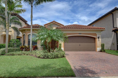 Delray Beach Single Family Home For Sale: 16799 Newark Bay Road