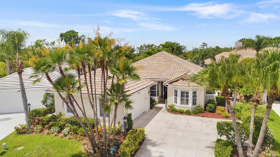 Palm Beach Gardens Single Family Home For Sale: 223 Woodsmuir Court