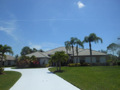 Port Saint Lucie Rental For Rent: 8028 Plantation Lakes Drive