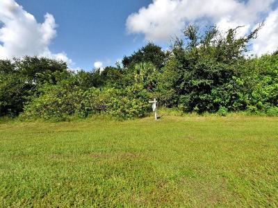 Port Saint Lucie FL Residential Lots & Land For Sale: $35,000
