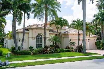 Palm Beach Gardens FL Single Family Home For Sale: $1,178,000