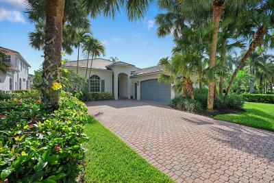 Jupiter Single Family Home For Sale: 179 Golf Village Boulevard