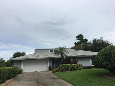 Palm Beach Gardens Single Family Home Contingent: 13862 Greensview Drive