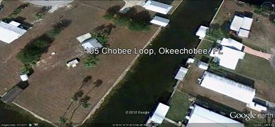 Okeechobee Single Family Home For Sale: 1339 Chobee Loop