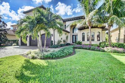 Delray Beach Single Family Home For Sale: 8269 Hawks Gully Avenue
