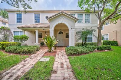 Palm Beach Gardens Single Family Home Contingent: 8025 Murano Circle