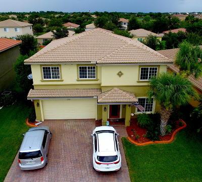 Port Saint Lucie Single Family Home Contingent: 2130 SW Newport Isles Boulevard