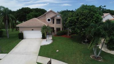 Boca Raton Single Family Home For Sale: 18922 Red Coral Way