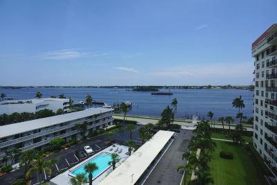 West Palm Beach Rental For Rent: 3800 Washington Road #812