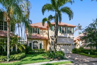 Palm Beach Gardens Single Family Home For Sale: 95 Monterey Pointe Drive