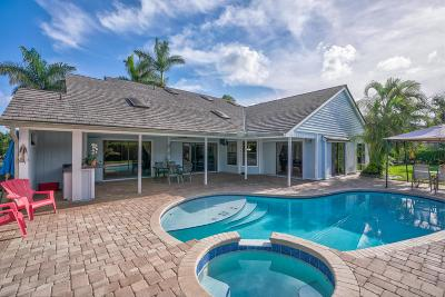 Jupiter Single Family Home For Sale: 19987 Wilkinson Leas Road