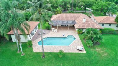 Delray Beach Single Family Home For Sale: 10479 S Rio Lindo