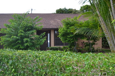 boynton beach Single Family Home For Sale: 1789 Banyan Creek Circle
