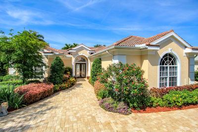 Stuart Single Family Home For Sale: 3559 SE Doubleton Drive