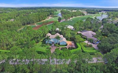 Jupiter Single Family Home For Sale: 3651 SE Tailwinds Road