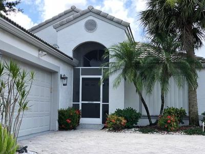 Boynton Beach Single Family Home For Sale: 11933 Fountainside Circle