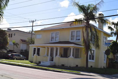 West Palm Beach Single Family Home Contingent: 1801 S Olive Avenue