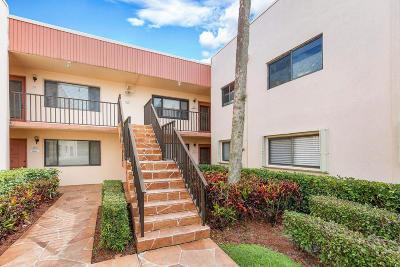Delray Beach Condo For Sale: 15090 Ashland Place #173