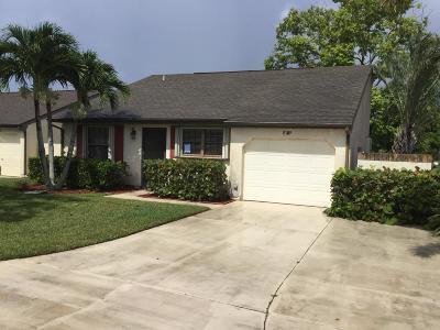 Port Saint Lucie Single Family Home Contingent: 2389 SE Breckenridge Circle